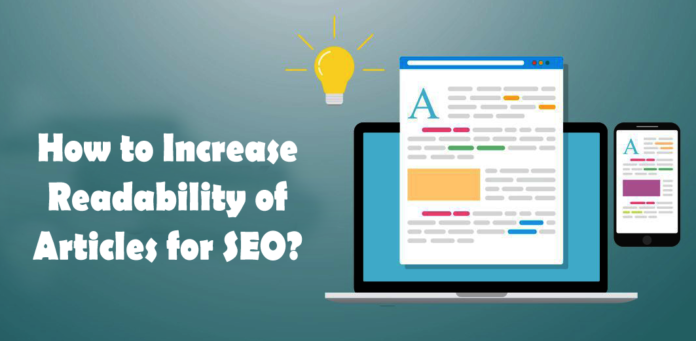How to Increase Readability of Articles for SEO