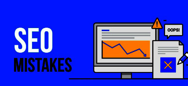 SEO Mistakes That Are Destroying Your Promotion Efforts