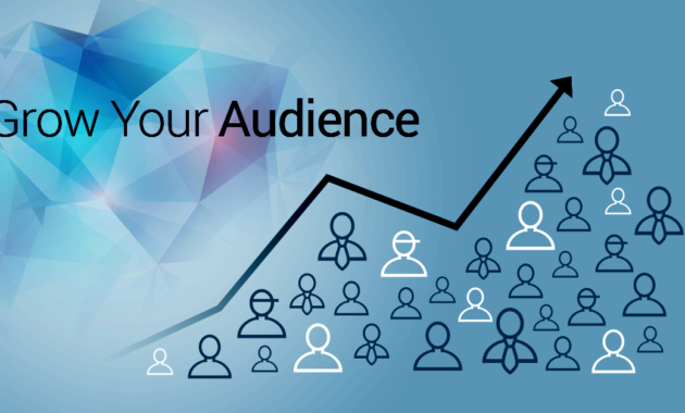 Growing Your Audience
