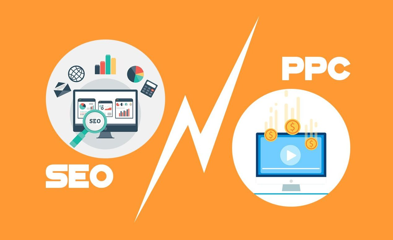 What is better, SEO or PPC?